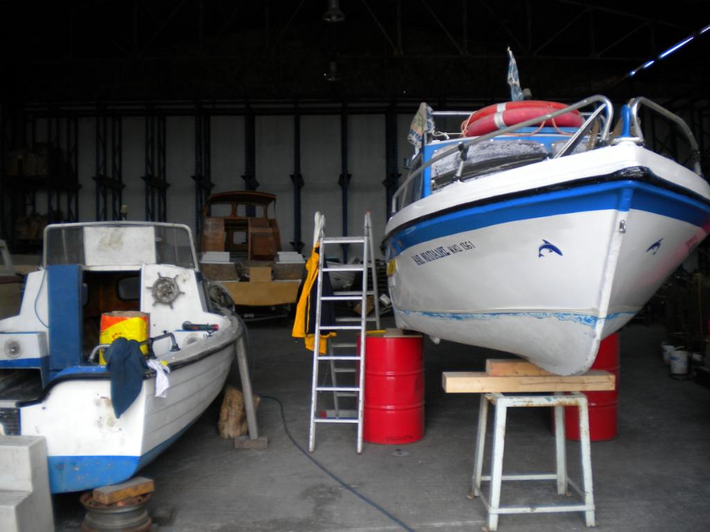 Μυτιληνιός Boats