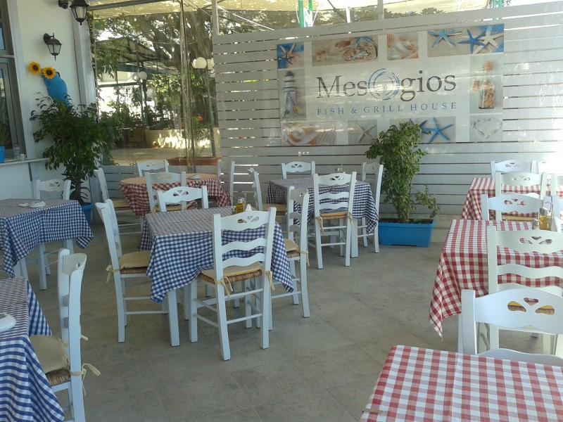 Ψαροταβέρνα Mesogios