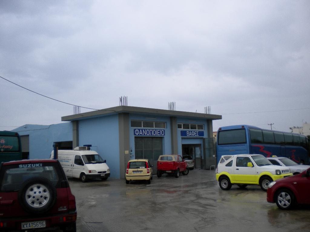 Φανοποιείο-Βαφές Αυτοκινήτων Χωραφιός Χρήστος