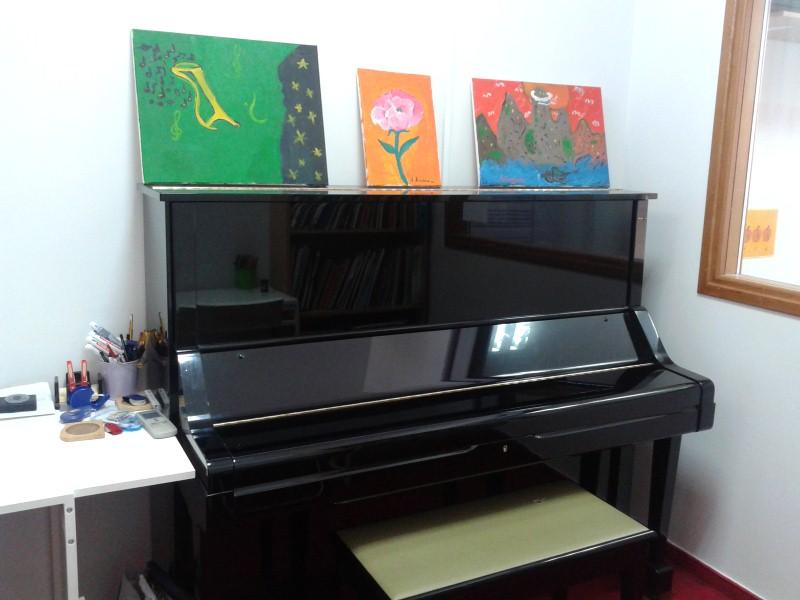 Καθηγήτρια Πιάνου & ανώτερων θεωρητικών Ορφανουδάκη-Κιαπόκα Μαρία