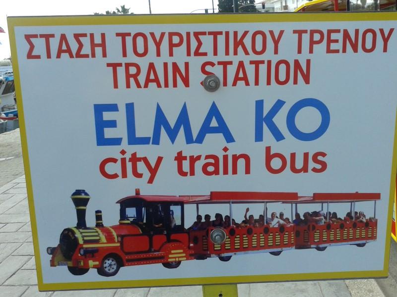 ELMA KO City Train Bus