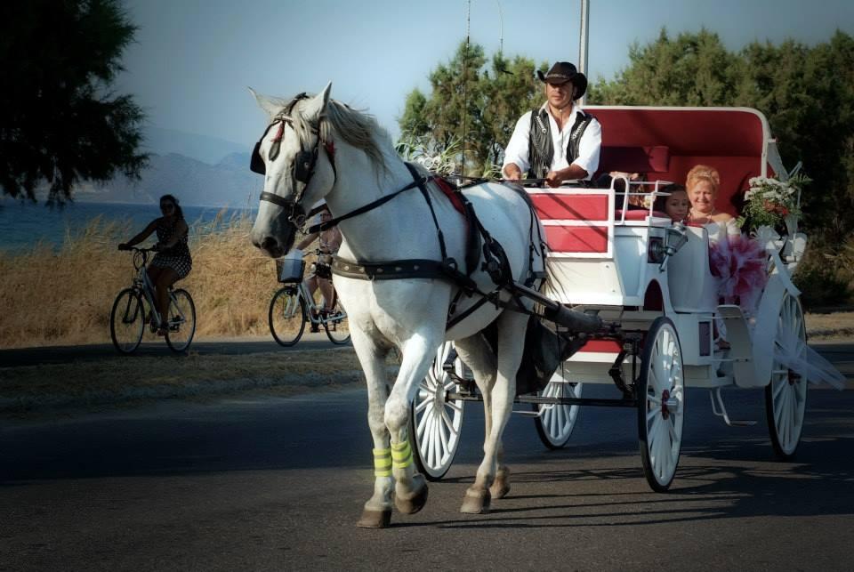 Βερούτας – Horse Riding