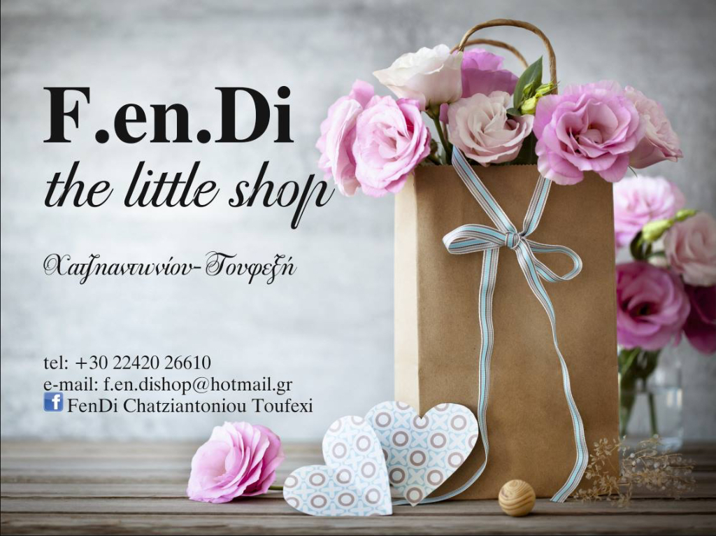 F.en.Di – The Little Shop