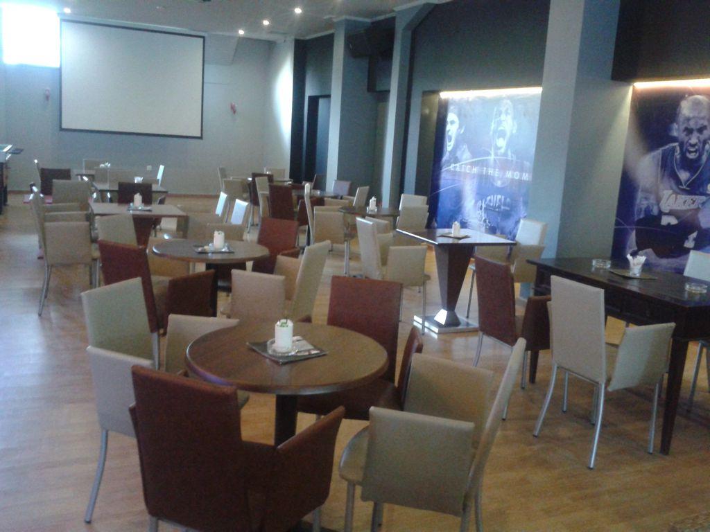 Lobby Sports Cafe